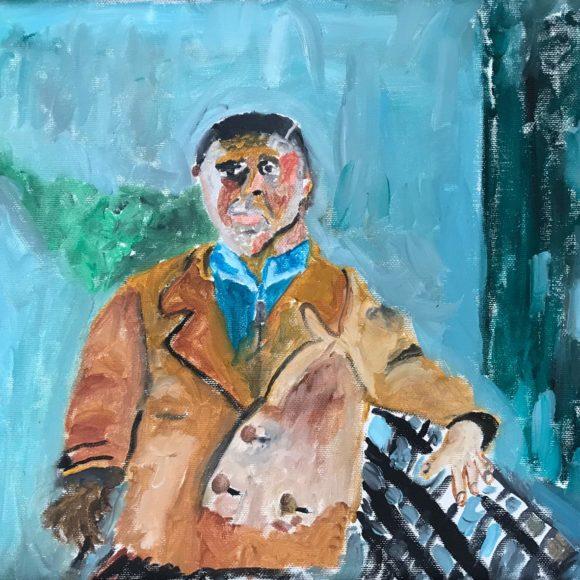 Aleksander Georgiev - 30x40 cm - olio su tela