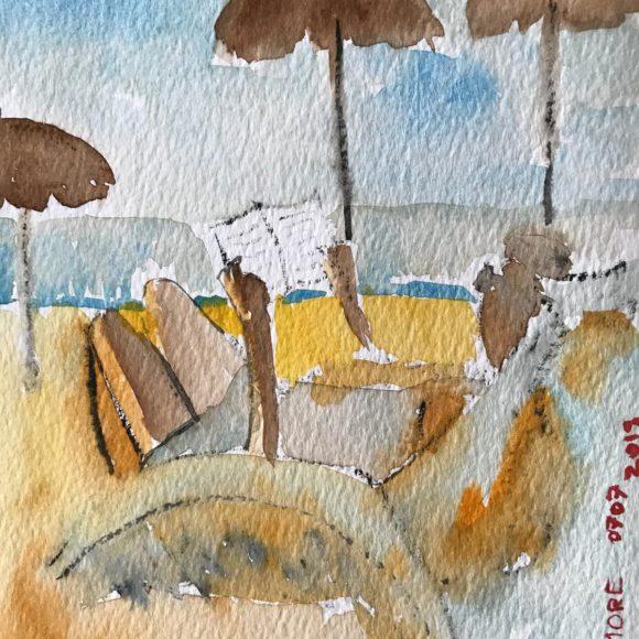 Amore 0707 - 20x15 cm - acquerello