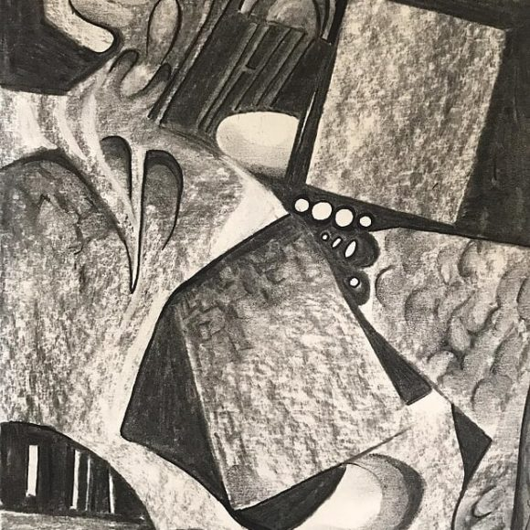 AL04 - 1979 - 31x 23 cm - tecnica mista su carta
