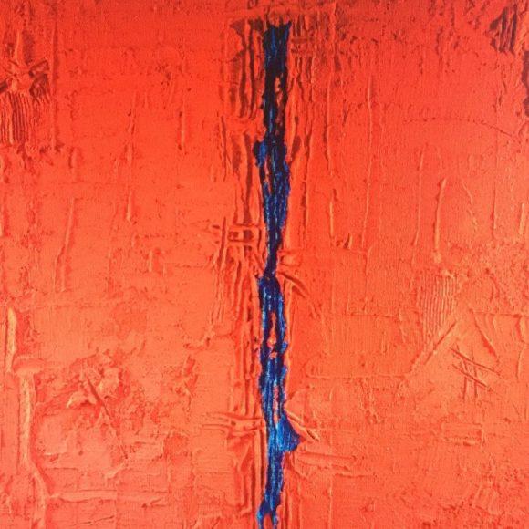 Spiraglio - 160x130 cm - Tecnica mista