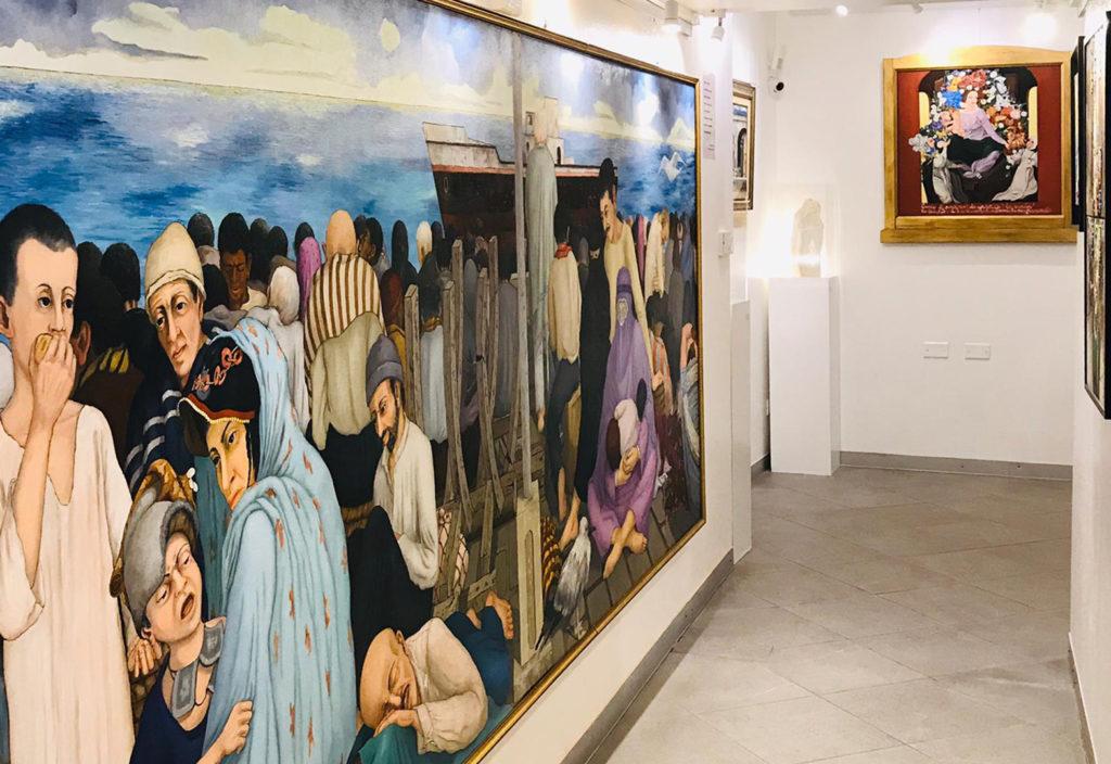 Art Gallery Mora 2